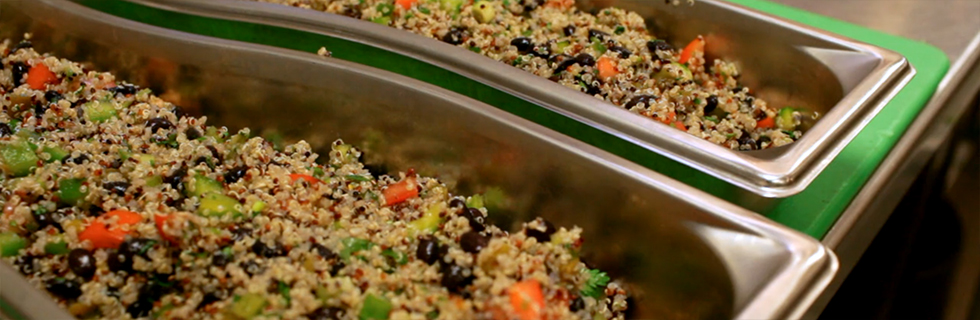 Spoonful Of Sage Tired Of Rice Try Quinoa