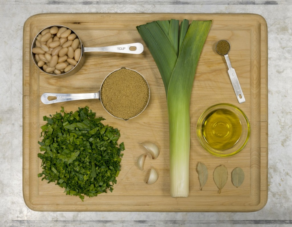 Ingredients White Bean Soup