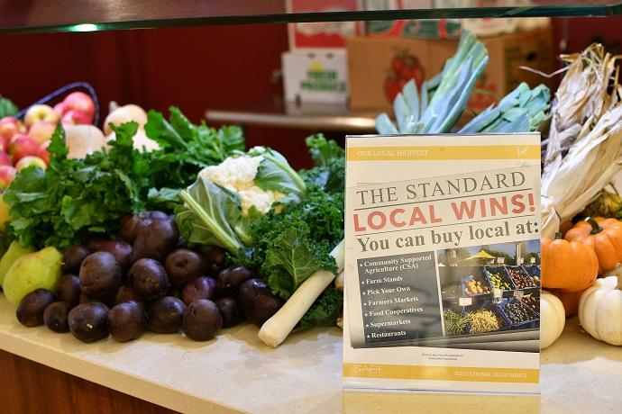 veges, local, Ed Seasonings