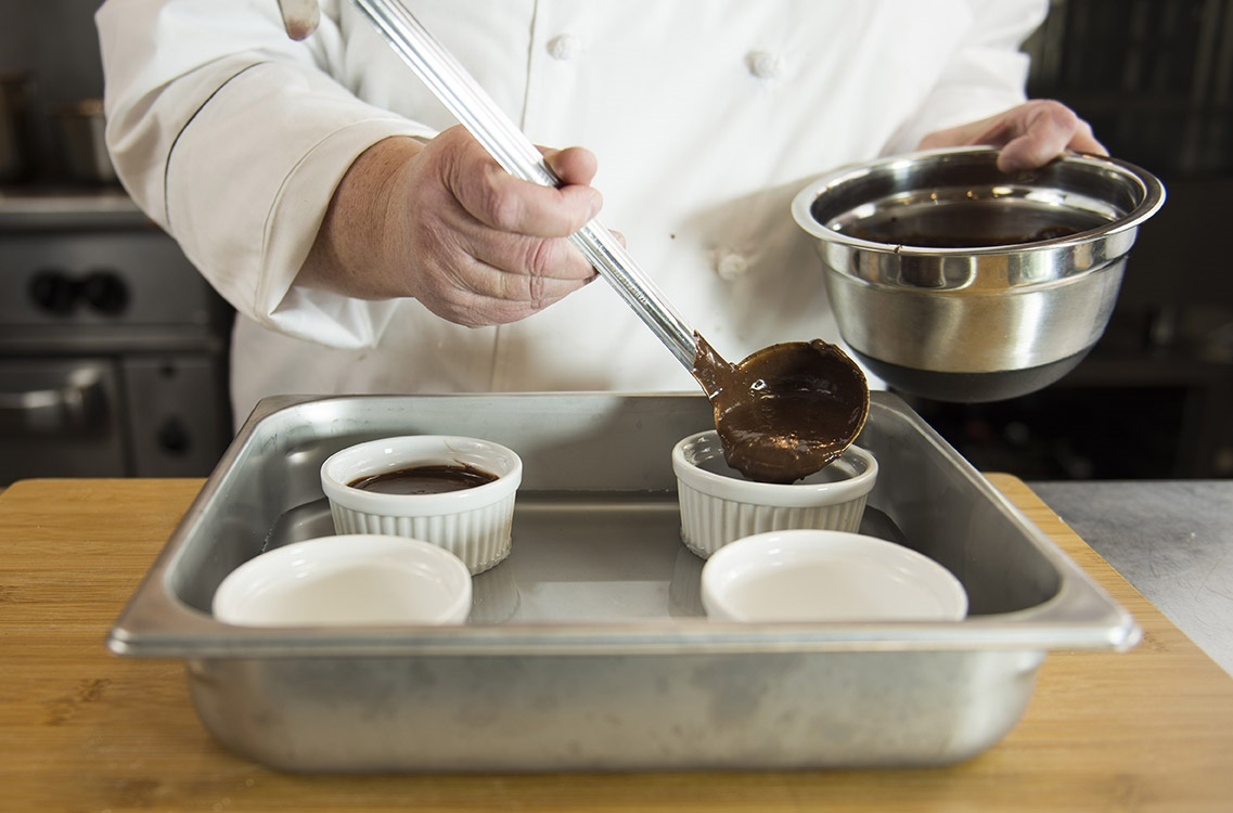 Spoonful Of Sage From Our Kitchen Chocolate Pots De Creme