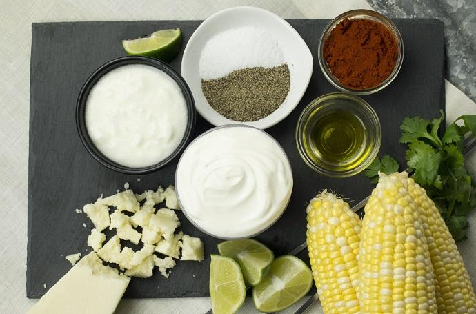 corn ingredients